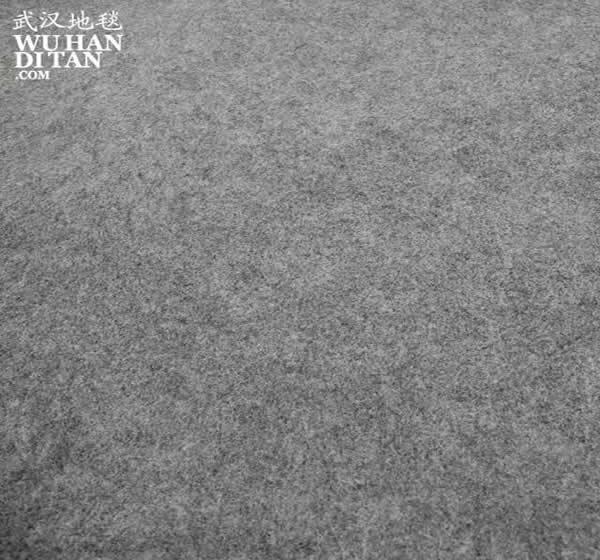武汉地毯网-一次性无纺会展庆典婚庆灰色地毯平纹
